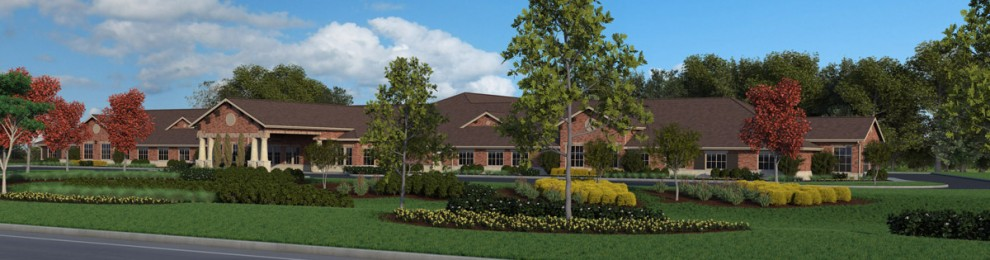RJ Development Begins Construction on Memory Care Community, Glen Ellyn, IL