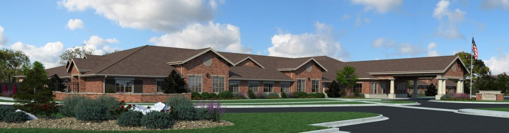 RJ Development Begins Construction for Memory Care Community, Northbrook, IL