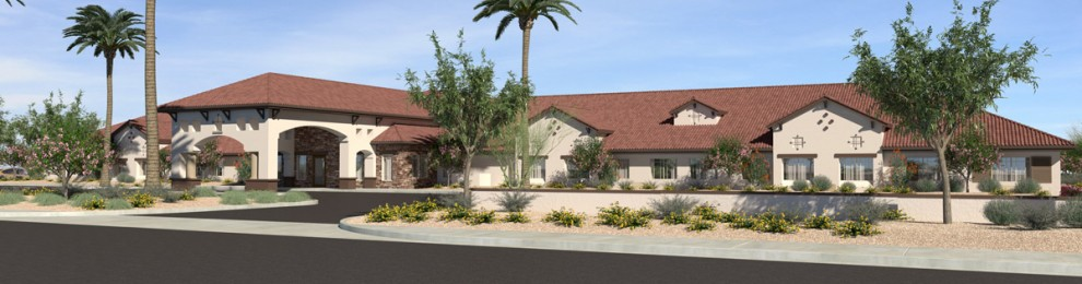 RJ Development Announces Completion of Amber Creek Inn Memory Care Community, Scottsdale, AZ